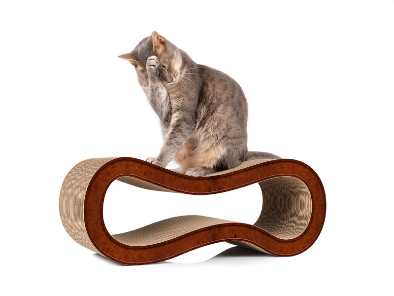 cat-on Singha M - unique cat scratch posts from Germany