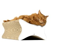 Preview: Le Papillon cat scratch post