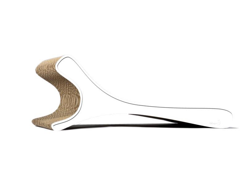 Kratzmöbel Féline 000a - weiß