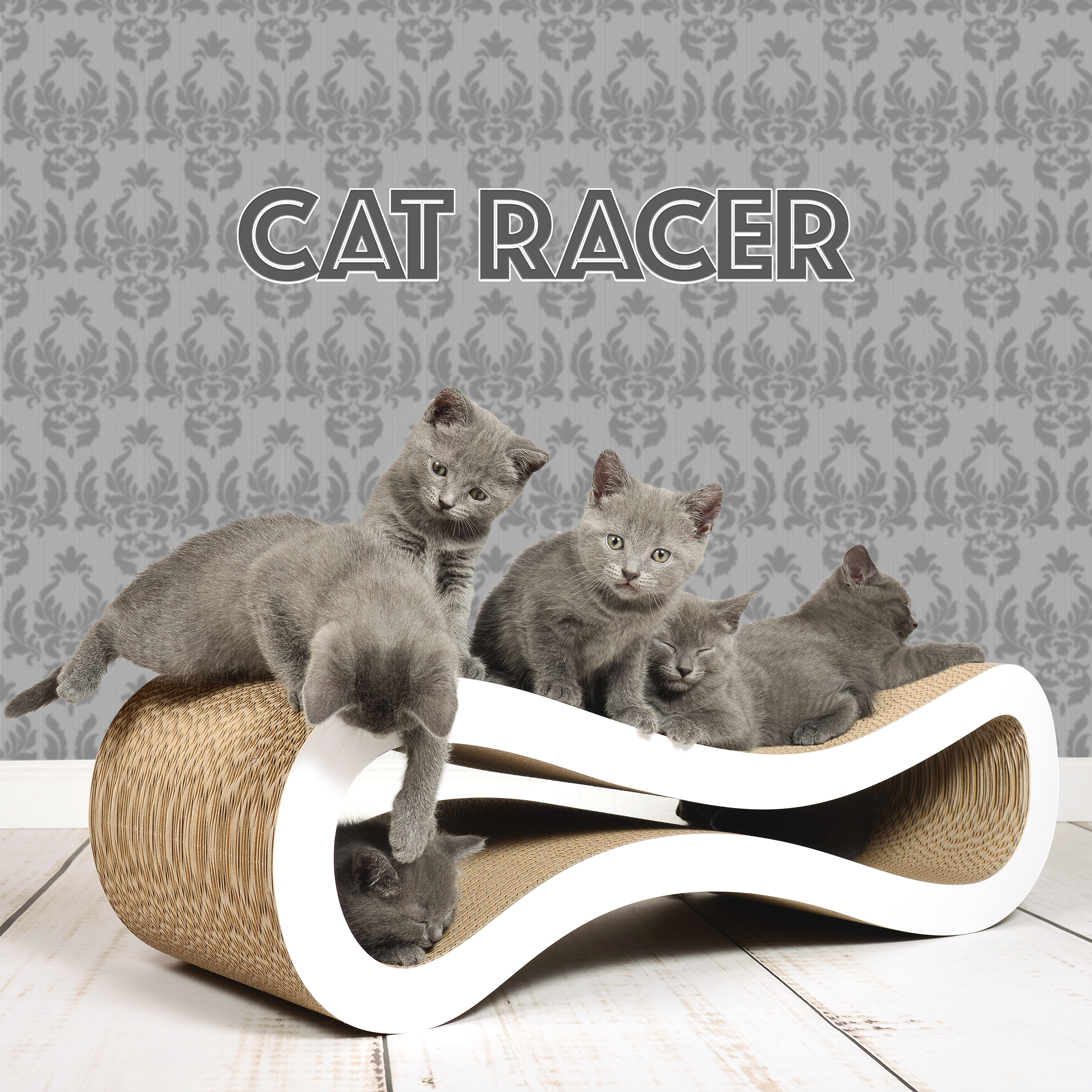 cat tree Cat Racer - Made in Germany