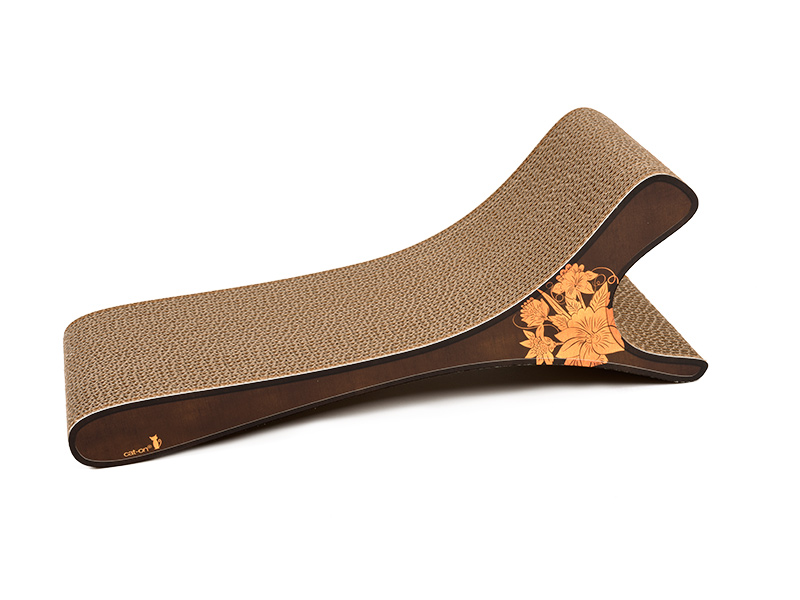 Kratzbrett Feline |Kratzmöbel aus Wellpappe