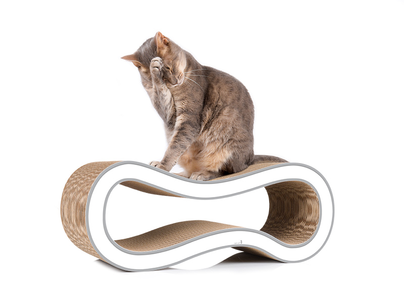 a cat tree goes design: cat-on Singha M for cats