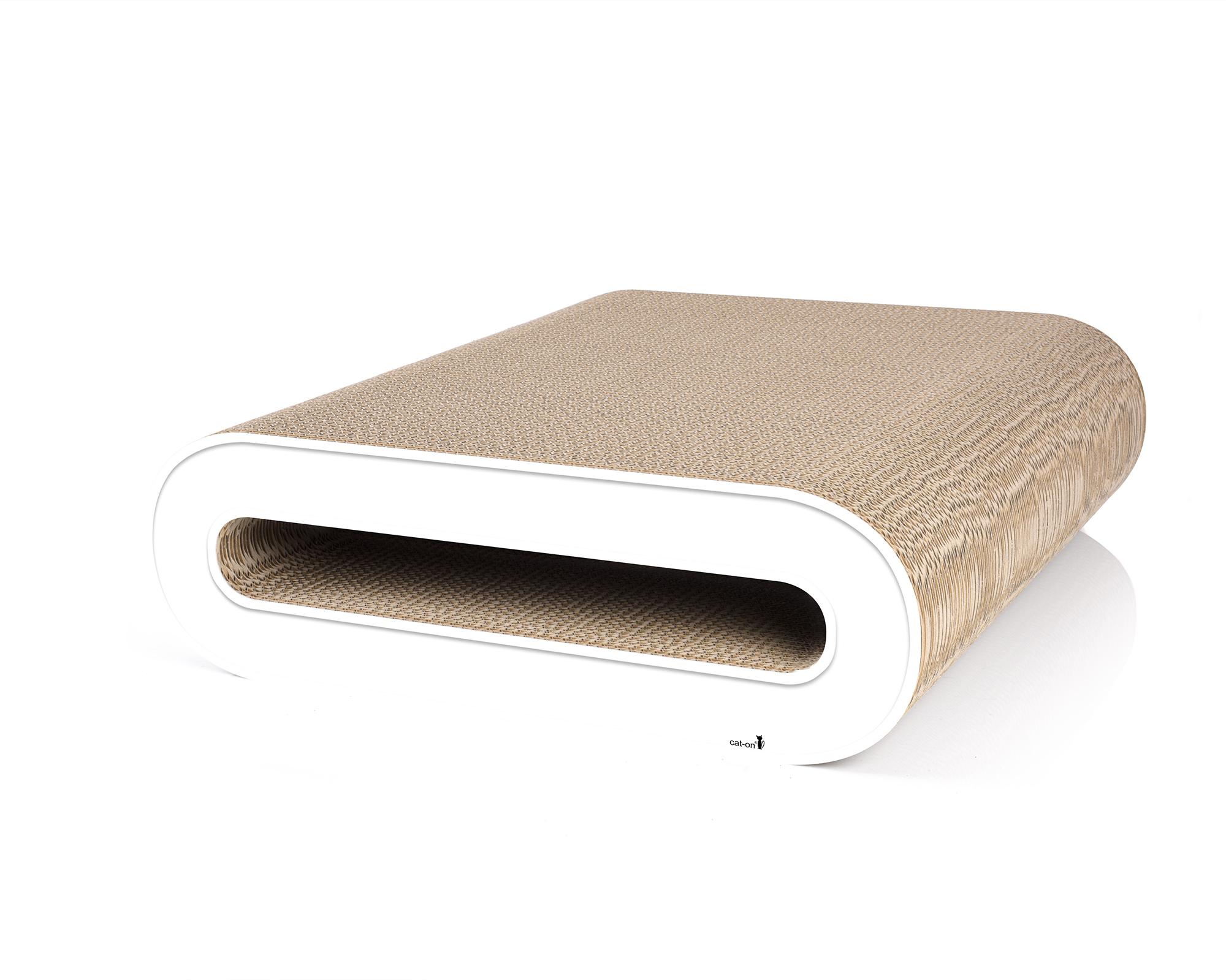 Kratzmöbel Le Rouleau 000 weiß