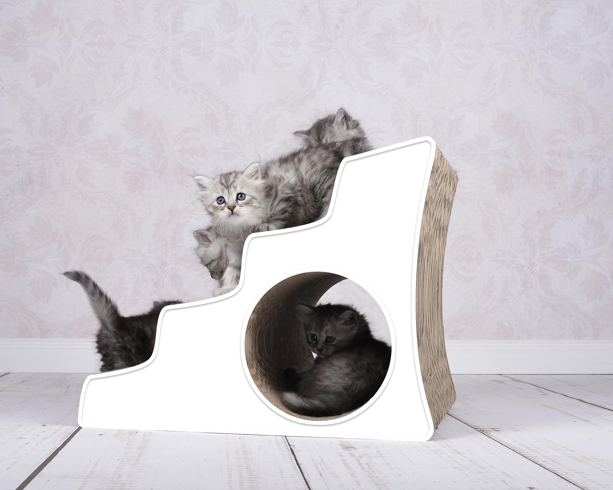 Lescalier cat scratcher