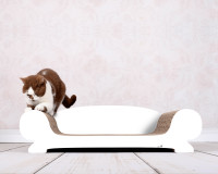Preview: cat lounge cat-on Vertige | cardboard lounger for cats