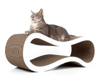 Preview: Design cat tree cat-on Singha L | cat furniture Made in Germany