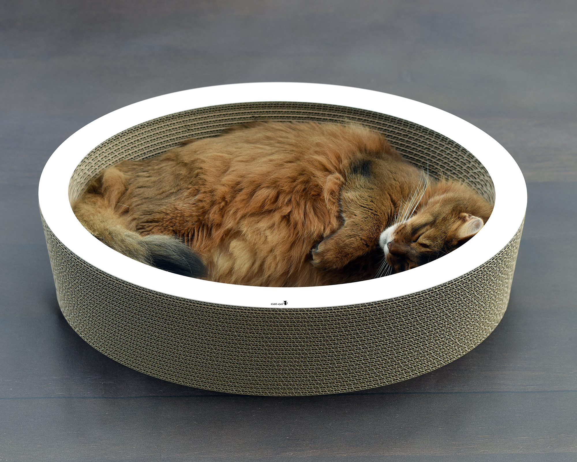 Lovale basket for cats