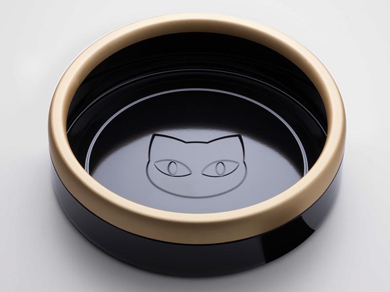Katzentoilette katchit aus Emaille - Designtoilette für Katzen